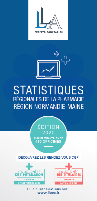 STATISTIQUES PHARMACIE LLA EXPERTS COMPTABLES Edition 2020